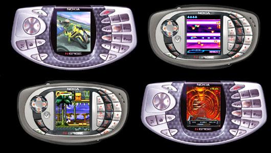 nokia-n-gage A História do N-Gage, o celular videogame da Nokia