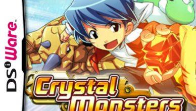 Capa do jogo Crystal Monsters Gameloft