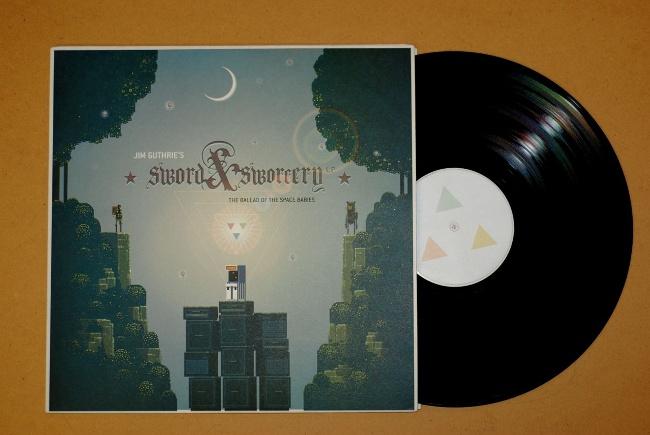 4003479035-1 A magia da trilha sonora de Sword & Sworcery LP
