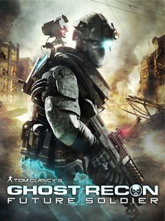 9855488 Tom Clancy's Ghost Recon Future Soldier, para celulares Java, deve sair em março