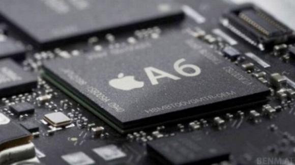 Apple-A6 Novos iPad's e iPhone's podem ter até 20x mais poder gráfico.