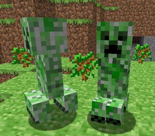 Creepers Modo Survival para Minecraft: Pocket Edition deve chegar dia 8 de Fevereiro