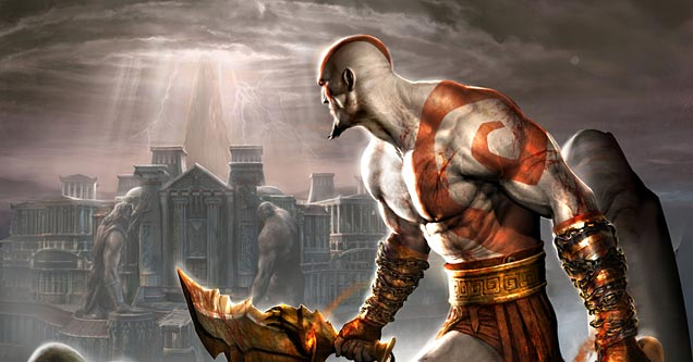 GOD-OF-WAR3 Relembrando o clássico God of War Betrayal (Java)