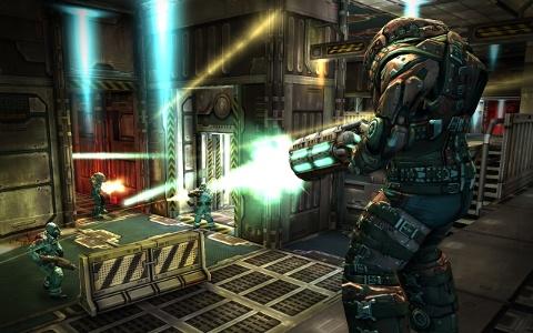 "Shadowgun-11 MadfingerGames revela ""Shadowgun: Deadzone"" dedicado ao Multiplayer"