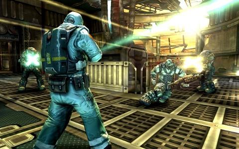 "Shadowgun-2 MadfingerGames revela ""Shadowgun: Deadzone"" dedicado ao Multiplayer"