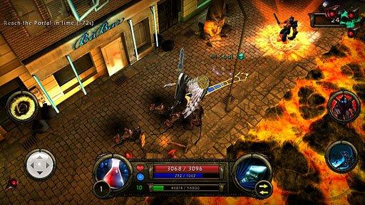 Soucraft-11 SoulCraft - RPG com Open Beta grátis disponível no Android Market