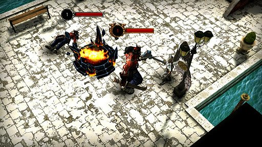 Soucraft-61 SoulCraft - RPG com Open Beta grátis disponível no Android Market