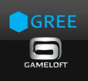 Gree-e-Gameloft-300x275 Gree e Gameloft