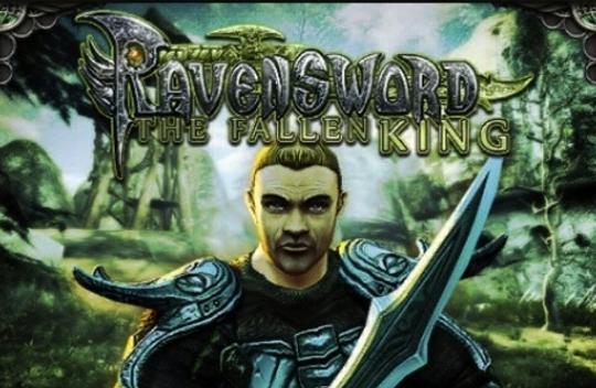 """Ravensword-Poster """"Ravensword 2"""" já está em produção e pode ser lançado ainda esse ano."""