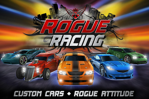 Rogue-Racing-POSTER Jogo Grátis para iOS: Rogue Racing