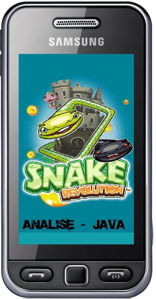 Starmontagens Análise - Snake Revolution (Java)