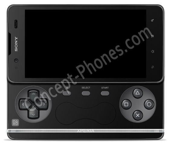 "Xperia-Play-2 Suposta imagem do ""Xperia Play 2"" vaza na internet - Será real?"