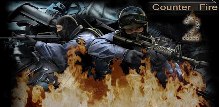 "counterfire2 Jogue um ""Counter Strike"" no seu Android"