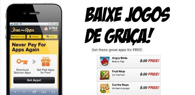 jogosgratisparaiphone Como baixar jogos grátis para o seu iPhone, iPod Touch ou iPad!