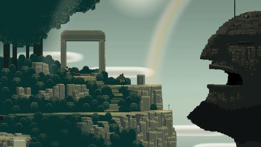 sword-sworcery-EP 5 Jogos para Android e iOS que são Obras de Arte