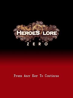 wnPsM Acabou a espera! Heroes Lore Zero oficialmente no Brasil! (e em português)