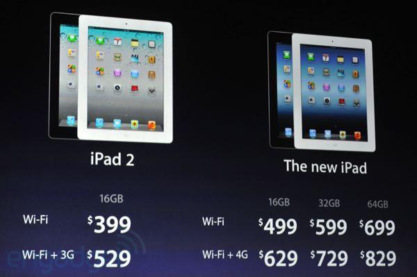 10 iPad 3 - Confira aqui as principais novidades do novo Tablet da Apple.