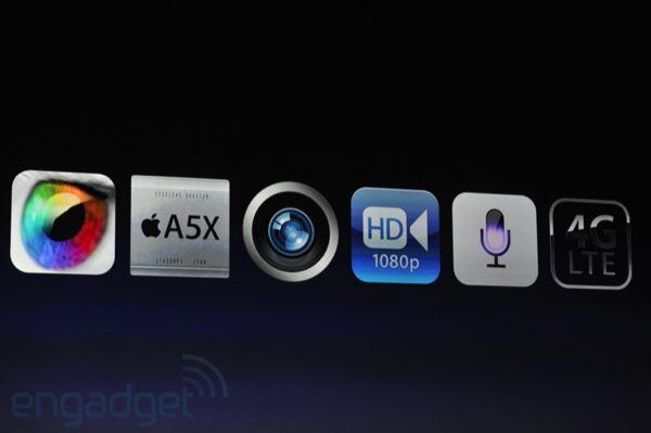 4 iPad 3 - Confira aqui as principais novidades do novo Tablet da Apple.