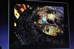 """7-300x199 Imagem In-Game de """"Infinity Blade: Dungeons"""""""