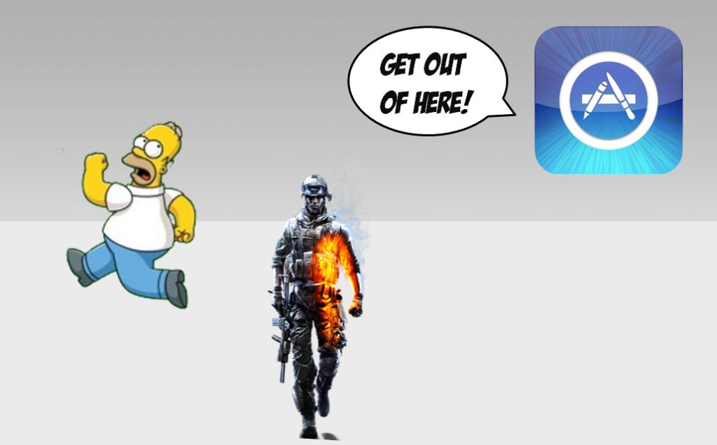 EA-Freemium-saindo-da-AppStore-1024x636 EA Mobile enfrentando problemas com seus jogos Freemium na AppStore