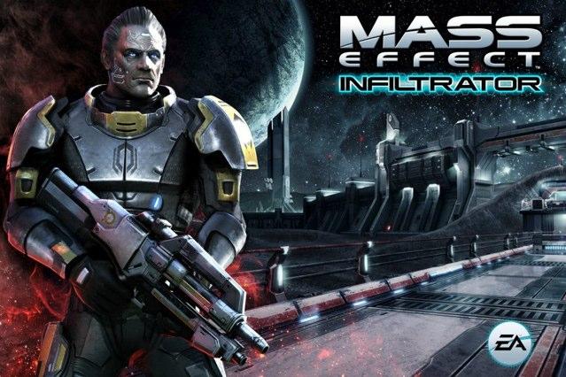 Mass-Effect-Infiltrator-Poster Mass Effect: Infiltrator (iOS) enfrentando recepção negativa da mídia especializada.