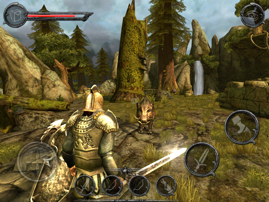 Ravensword-2-1 Ravensword: Shadowlands chega no Android com gráficos arrazadores
