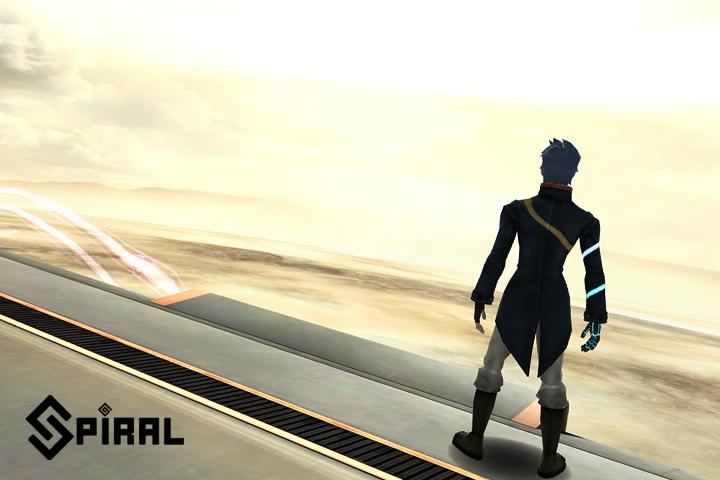 """Spiral-1 [GDC 2012] Conheça """"Spiral"""" - RPG de Ação que deve ser lançado ainda esse ano para iOS."""
