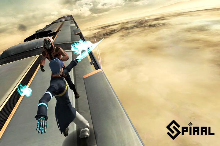 """Spiral-2 [GDC 2012] Conheça """"Spiral"""" - RPG de Ação que deve ser lançado ainda esse ano para iOS."""
