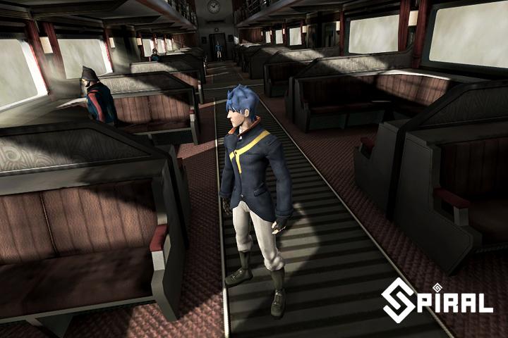 """Spiral-3 [GDC 2012] Conheça """"Spiral"""" - RPG de Ação que deve ser lançado ainda esse ano para iOS."""