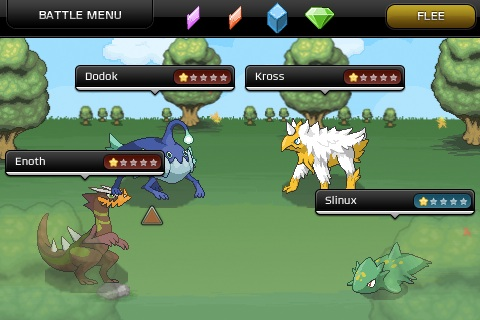 "Zenforms-1 Zenform - Um ""Pokémon"" para iOS"