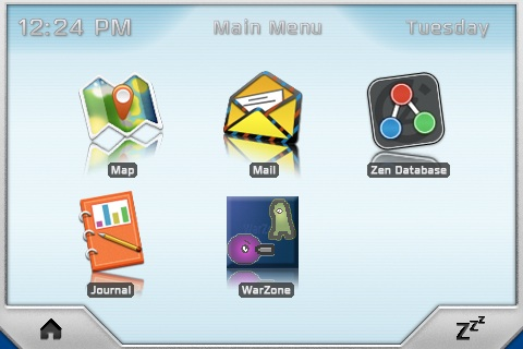 "Zenforms-3 Zenform - Um ""Pokémon"" para iOS"