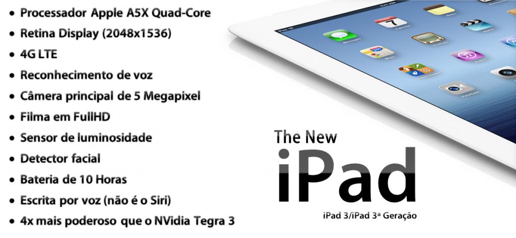 iPad-3-Poster-1024x472 iPad 3 - Confira aqui as principais novidades do novo Tablet da Apple.