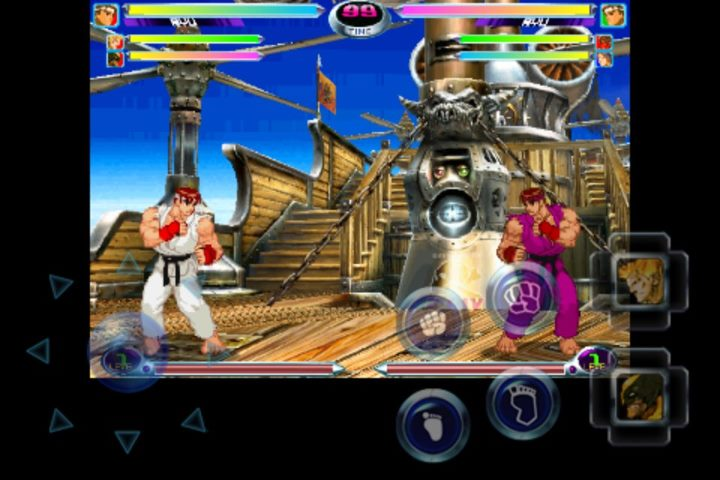 576744_338175472903833_209172605804121_837323_548073576_n Análise: Marvel vs Capcom 2 (iOS)