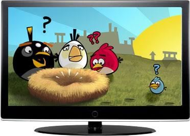 Angry_Birds_TV Filme de Angry Birds chega em 2016