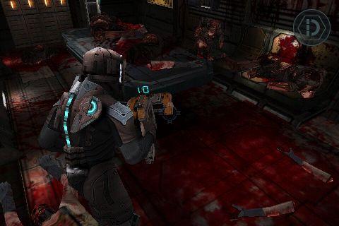 Dead-Space-iOS1 Top 20 - Melhores jogos para iPhone e iPad em 2011