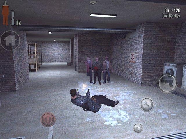Max-Payne-1 50 Jogos para Android compatíveis com Controle e Gamepad Bluetooth