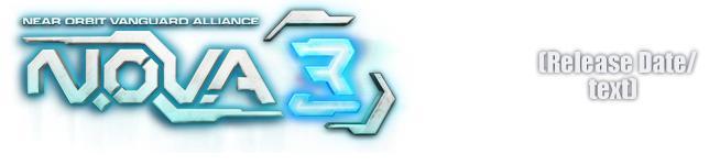 NOVA-3-Logo [CONFIRMADO: N.O.V.A. 3] Novo Blockbuster da Gameloft vem aí...