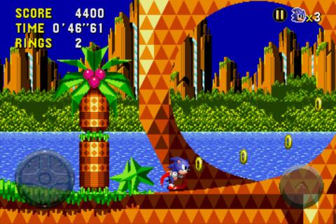 Sonic-cd-iphone-screenshot-4 20 jogos de console que já foram lançados no Android e iOS