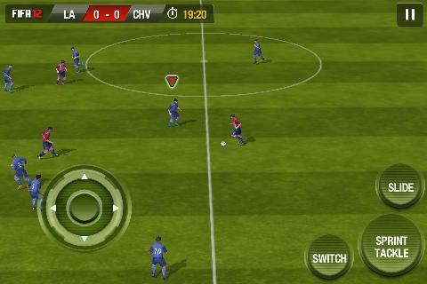 fifa12iphone4 Top 20 - Melhores jogos para iPhone e iPad em 2011