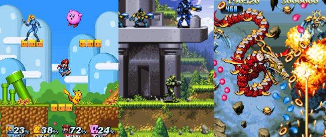 jogos-atuais Como seriam os games atuais em versões Java para celular