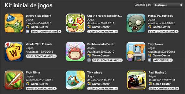 kitjogos Tire suas dúvidas sobre os games na App Store Brasileira