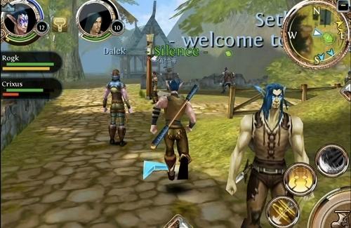 order-and-chaos-2 Top 20 - Melhores jogos para iPhone e iPad em 2011