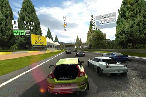 rr2 Top 20 - Melhores jogos para iPhone e iPad em 2011
