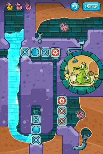 wheres-my-water-1a1 Top 20 - Melhores jogos para iPhone e iPad em 2011