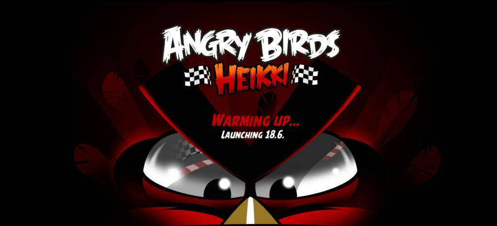 """Angry-Birds-Heikki-1024x466 Novo Angry Birds vem aí - """"Angry Birds Heikki"""""""