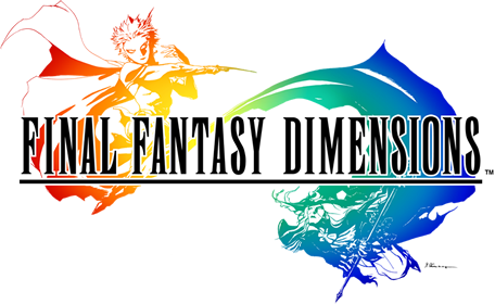 "Final-Fantasy-Dimensions SQUARE ENIX revela ""Final Fantasy Dimensions"" para iOS e Android"