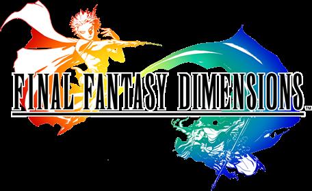 "Final-Fantasy-Dimensions SQUARE ENIX revela ""Final Fantasy Dimensions"" para iOS e Android"