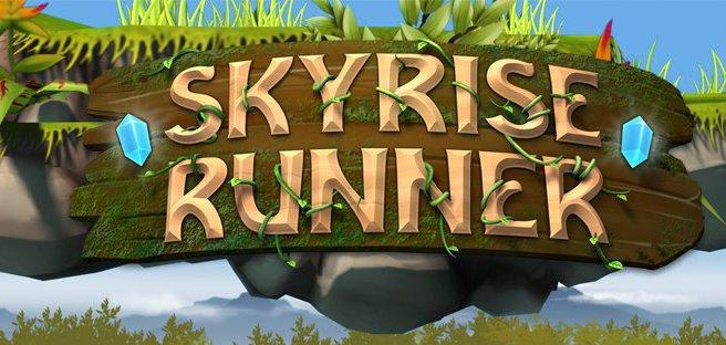 skyrunner Estúdio Nacional Ilusis anuncia SkyRise Runner (iPhone e Android)