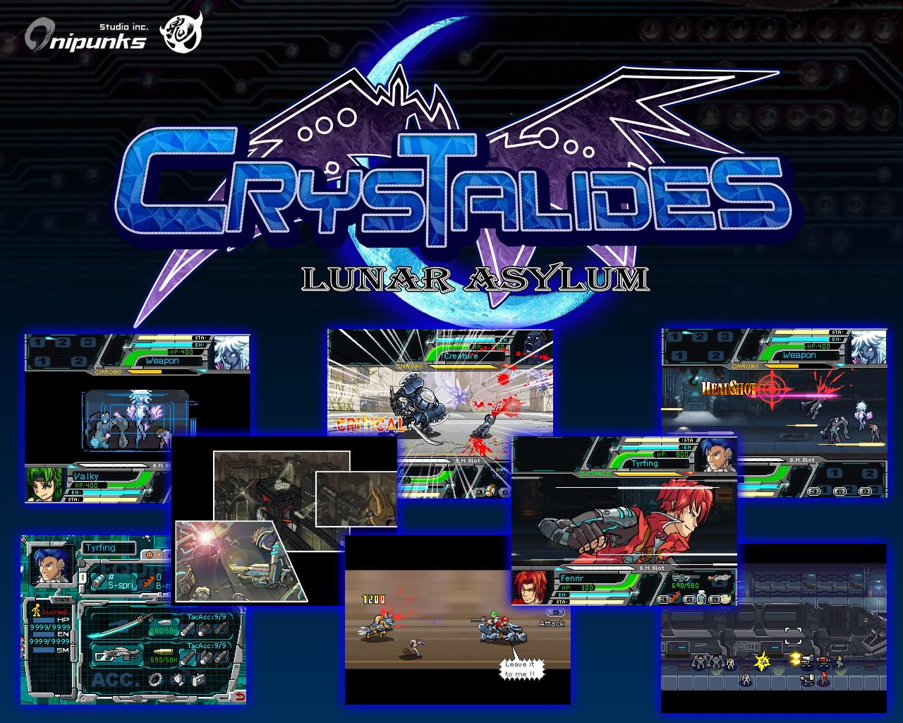 Trailer : Crystalides