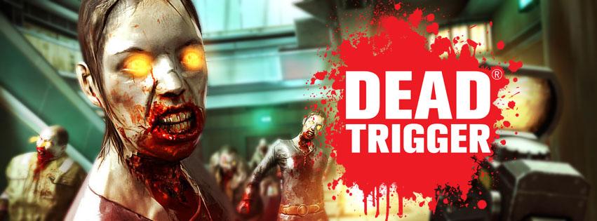 Dead-Trigger-Divulgação DEAD TRIGGER é novo FPS contra Zumbis da MadFinger (iOS e Android)
